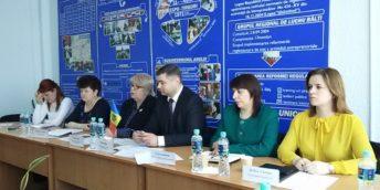 """Proiectului """"Reforma Structurală a Învățământului  Profesional Tehnic în Republica Moldova""""."""