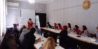 """Programul """"Femei în afaceri"""" demarat la Centrul de formare antreprenorială"""