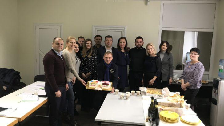 """În incita Camerei de Comerţ şi Industrie a Republici Moldova s-a desfăşurat etapa a treia a """"Programului de sporire a calificării managerilor Moldova – Austria"""""""