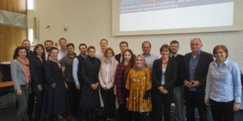 Группа из Молдовы и Беларуси посетила Торгово-промышленную палату г. Бонна