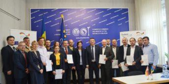 Reprezentanții APL din 14 raioane au fost certificați în domeniul energetic