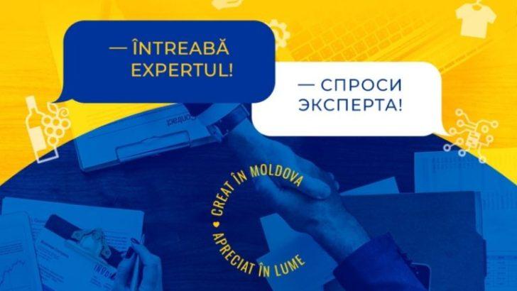 DCFTA INFO BUSINESS: ÎNTREABĂ EXPERTUL  Cerințe sanitare și fitosanitare în contextul DCFTA (Acordul de Liber Schimb cu Uniunea Europeană)