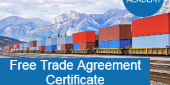 Free Trade Agreement Certificate (FTAC)